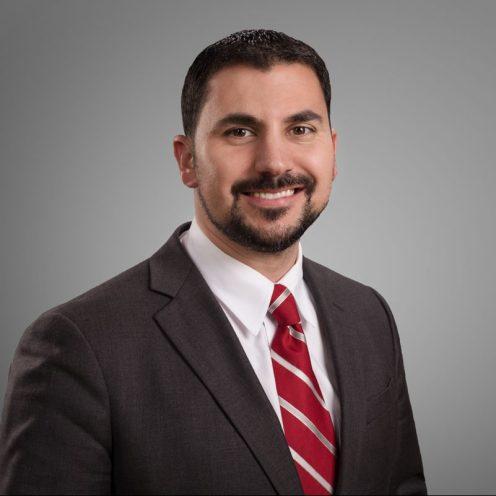 Derek Grosso (Vice Chair)